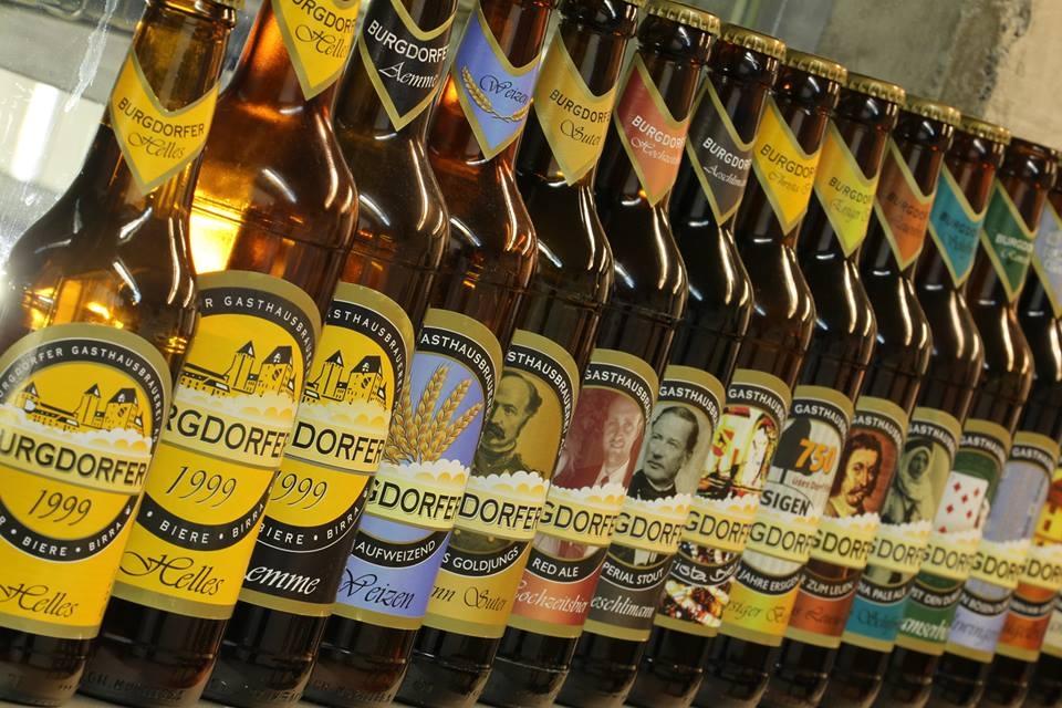 juBIERläum - 20 Jahre Burgdorfer Bier