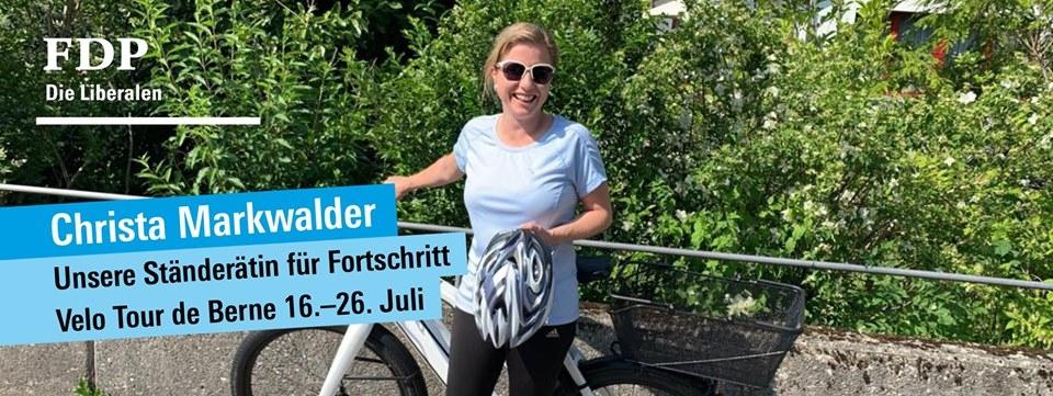 Fahr mit an der Tour de Berne