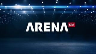 SRF-Arena zum Rahmenabkommen